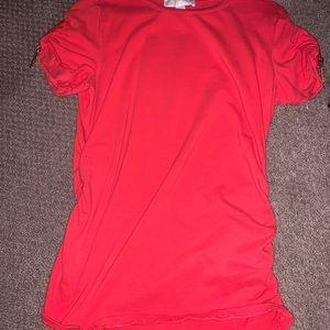 Michael Kors Coral Shirt